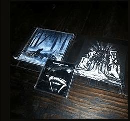 LAYR Album Artwork - Finished CDs