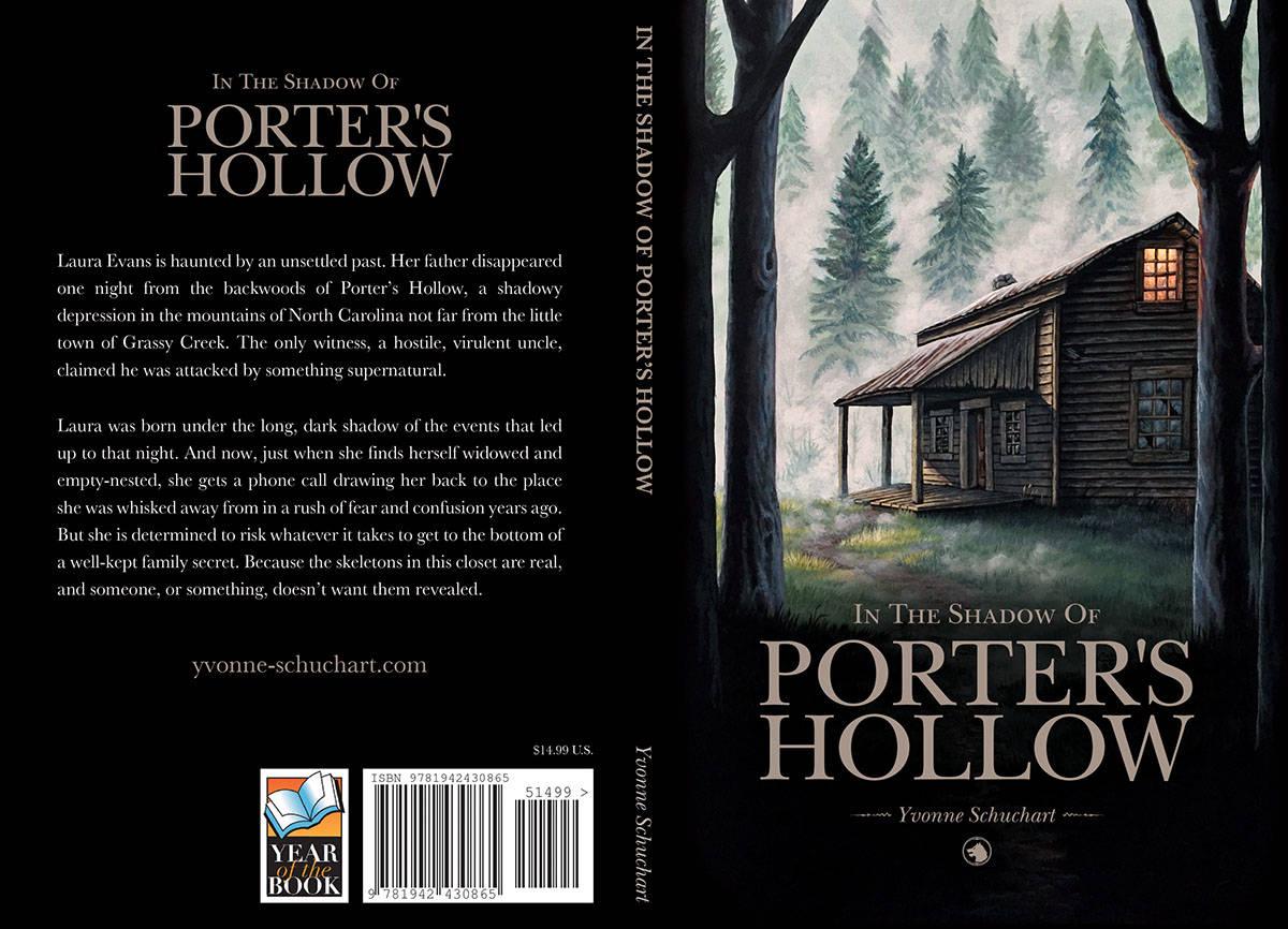 Book Cover Illustrator - Porter's Hollow