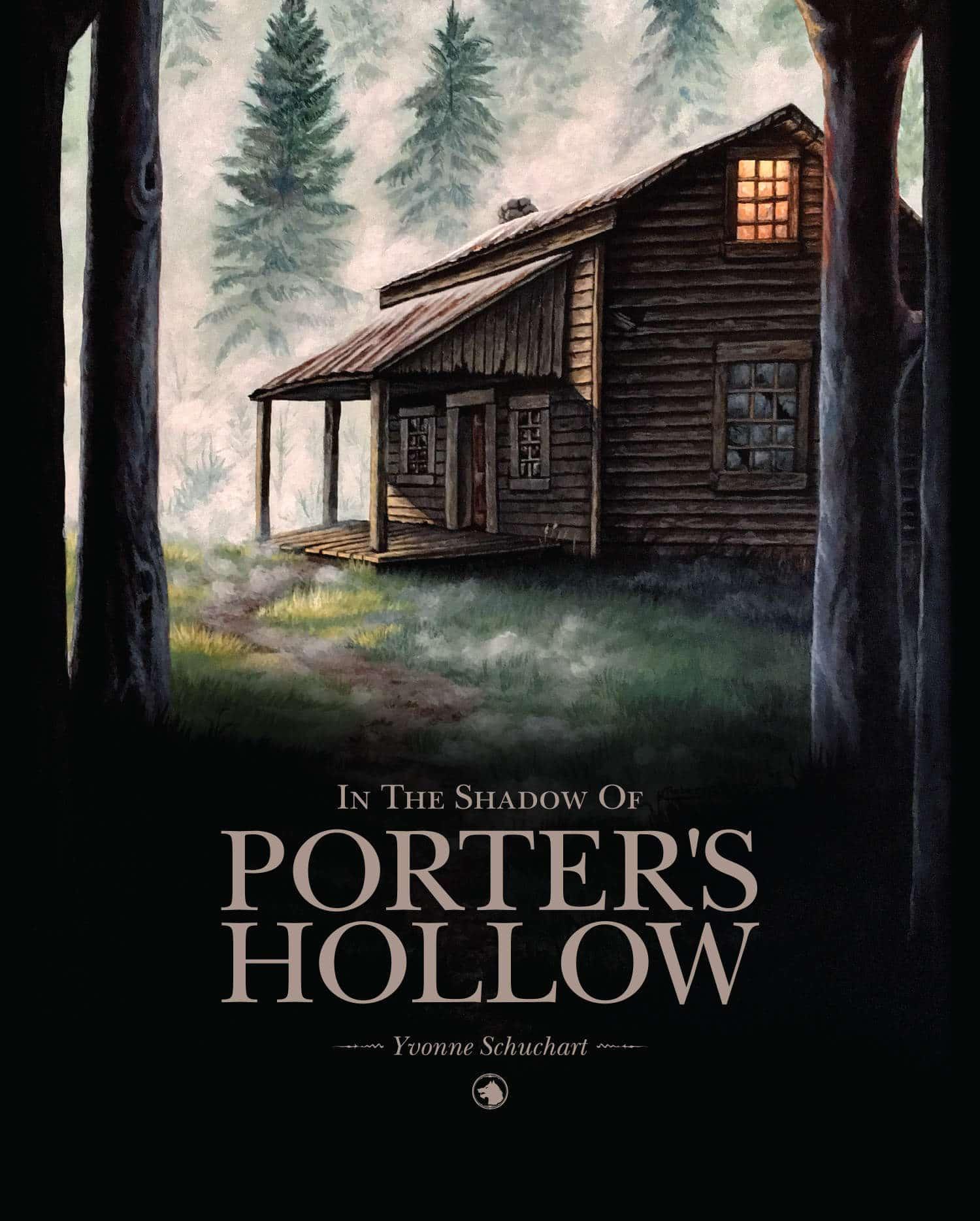 Porter's Hollow Poster Design