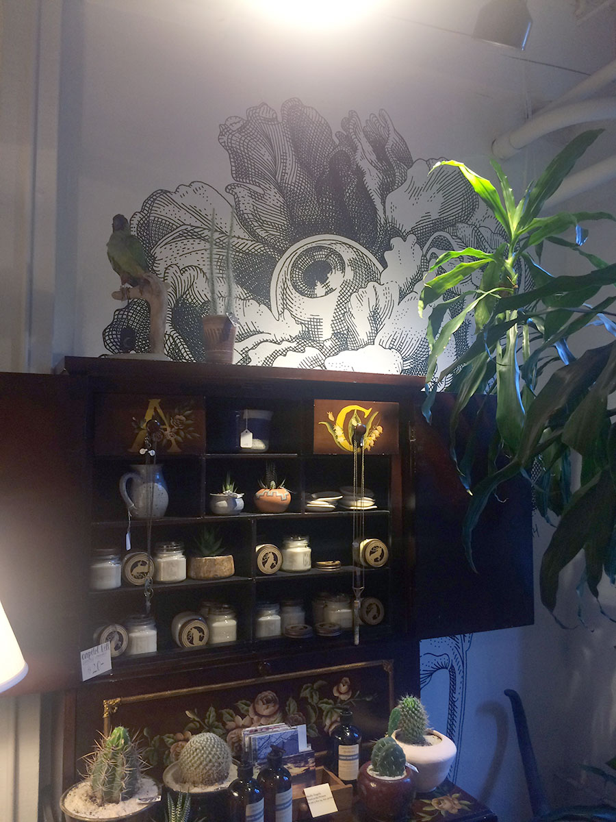 Ghost Gallery - Art of Tarot II Exhibit