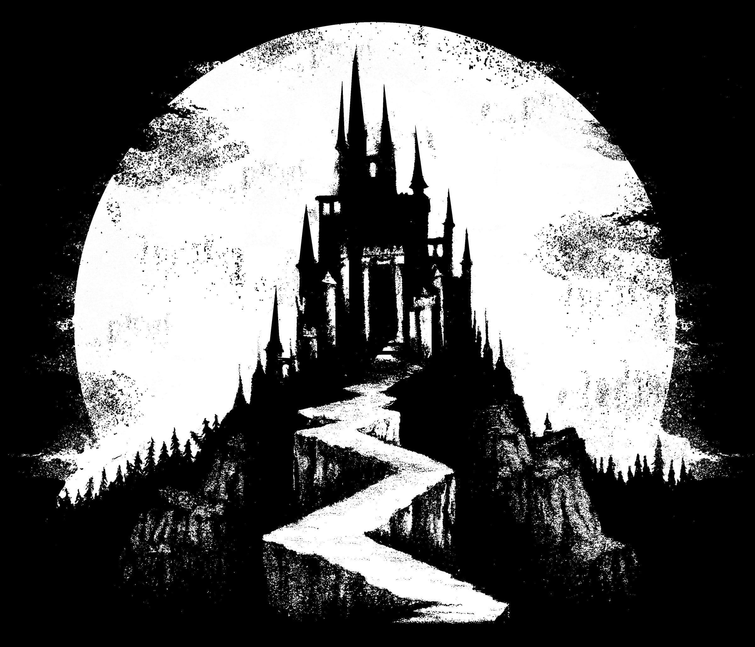 Black Castle Shirt