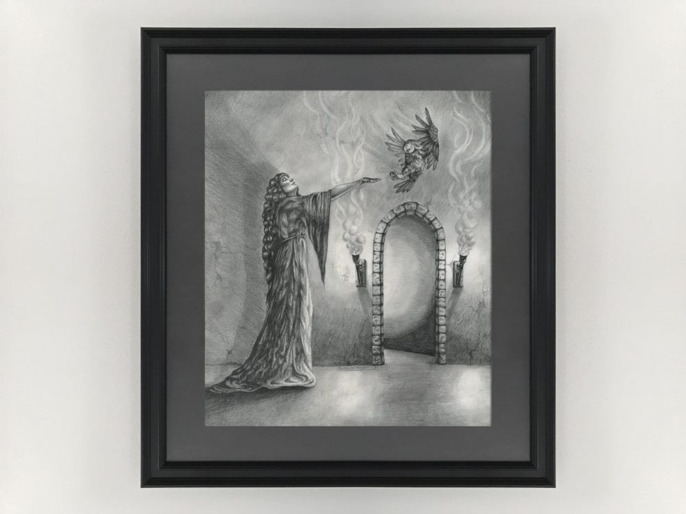 The Witch's Chamber Artwork